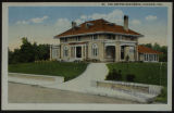 Post Card: Haynes Residence