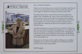Kokomo-Howard County Public Library:  2012 new director, Faith Brautigam