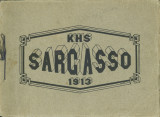 Kokomo High School SARGASSO 1913